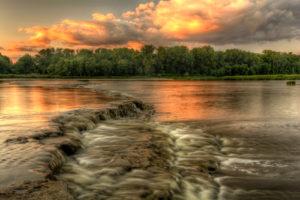 Maumee River Ohio Fly Fishing Photo